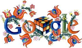 Doodle 4 Google Magyarország, 2011
