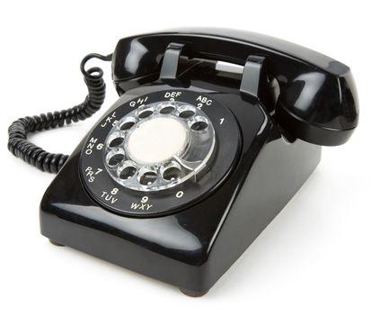 Öreg telefon